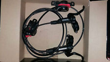 SHIMANO DEORE FRONT AND REAR DISC HYDRAULIC BRAKES OEM