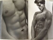 MEN by Stefan May 2003 Book Amazing Photos Sexy Men Muscles Erotic Gay HC/DJ