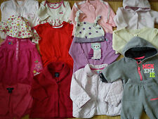 HUGE BRANDS GAP JOHN LEWIS CARTERS 29x bundle baby girl clothes 0/3/6 mths  2.7