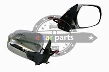 TOYOTA HIACE 03/2005-2012 RIGHT HAND SIDE DOOR MIRROR ELECTRIC CHROME/LIGHT