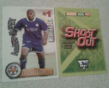 SHOOT OUT CARD 2003/04 (03/04) - Green Back - Leicester - Andrew Impey