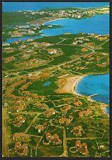 AA1894 Olbia-Tempio - Provincia - Golfo Aranci - Baia Caddinas - Veduta aerea