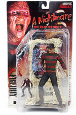 "Movie Maniacs Series 1 FREDDY KRUEGER 7"" Action Figure McFarlane's Toys"
