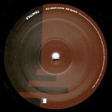 Tractile ‎– Silent Movie Label: M_nus ‎– MINUS 46 RARE VINYL