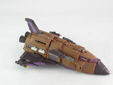 Transformers warbotron wb01a air burst (blast off) Swindle bruticus complet