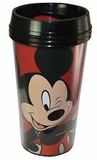 Disney Mickey Mouse 16oz Double Walled Travel Tumbler Coffee Mug