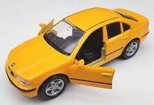 BLITZ VERSAND BMW 328i gelb / yellow Welly Modell Auto 1:34-39 NEU & OVP