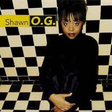 Shawn: O.G. PROMO w/ Artwork MUSIC AUDIO CD Radio Instrumental A Cappella 64644