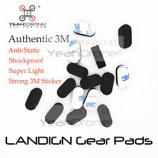 100 PCS/lot QAV-R Replacement M3 Sponge Landing Gear 3M Gyro Mounting Pad