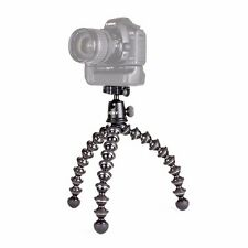 JOBY JB00158-CEN Gorillapod Focus Camera Tripod + Ball head X Bundle for DSLRs