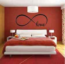 Love PVC Removable Wall Stickers Art Vinyl Quote Decal Mural Home Bedroom Decor