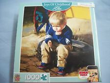 """Masterpieces Joys of Childhood Dreams """"The Thinker"""" 1000pc Puzzle"""