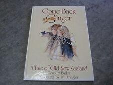 Dorothy Butler- Come Back Ginger - ill. Lyn Kriegler - hardcover