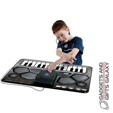 LARGE DJ PLAY MAT SET 24 TOUCH SENSITIVE KEYS DRUM PADS toy gift gadget childs