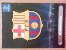 2013 2014 Panini Adrenalyn XL Team Logo FC Barcelona