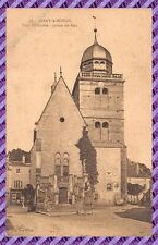 Carte postale - Paray le monial la tour st Nicolas