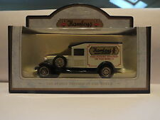 LLEDO DG18 017 1936 PACKARD VAN - HAMLEYS - PROMO BOX