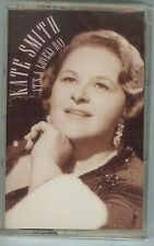 KATE SMITH - IT'S A LOVELY DAY - CASSETTE - NEW