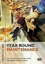 How to DIY Year Round Maintenanace (DVD), R-0, Like new, free post in Australia