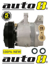 BRAND NEW AIR CONDITIONING COMPRESSOR TO SUIT HOLDEN COMMODORE VT VX VY V6