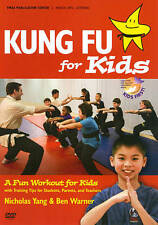 Kung Fu for Kids (DVD, 2012)