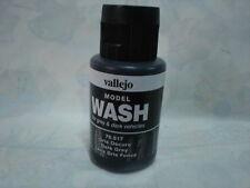 VALLEJO MODEL WASH 35ml - 76517 DARK GREY