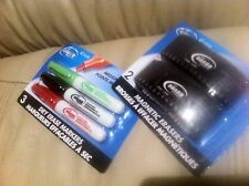 New with Sealed !  Dry Erase Markers & Magnetic Erasers by MEGA