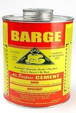 1 Quart 32oz Barge Rubber Contact Cement Glue Adhesive Waterproof  Applicator
