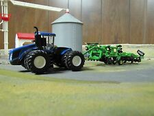 1/64 Ertl John Deere 2730 Combination Ripper & New Holland T9.645 w/ Duals