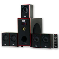 Acoustic Audio AA5103 Home Theater 5.1 Surround Speaker System 800 Watts