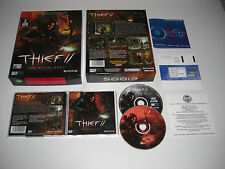 THIEF II THE METAL AGE Pc Cd Rom  Original THEIF 2 BIG BOX  - FAST SAFE POST