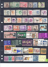 HONG KONG on 2 Pgs...#109//998 + BOB...1912/2002...Lot of 197..100 Diff... M & U