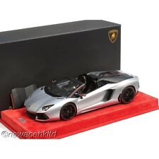 LAMBORGHINI AVENTADOR ROADSTER LP 700-4 MR COLLECTION 1/18 #LAMBO010PIR-E