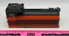 "Lionel part Shell ~ Milwaukee Road Legacy E-2 ""Bipolar Cab shell ""A"" end"