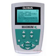 GLOBUS - Magnetoterapia MAGNUM XL con n°2 solenoidi SOFT - 400 gauss 26 progr.