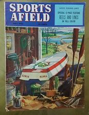 MAY 1952 SPORTS AFIELD monthly English magazine vintage hunting fishing