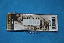 Bari Original Series Synthetic Bb Clarinet Reed, Soft Strength, BRCLS