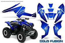 Can-Am Renegade Graphics Kit by CreatorX Decals Stickers CFBL