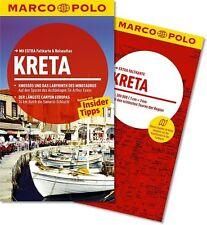 !! Kreta 2014  UNGELESEN Reiseführer mit Karte Marco Polo Griechenland
