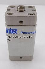 airtec Kompaktzylinder NXD-025-040-210 Kolben Ø 25 mm,Hub 40mm