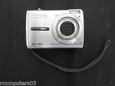 Olympus FE-310 8.0 MP Digital Camera - With USB Cable & 2GB Card