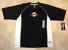 SAN FRANCISCO GIANTS baseball v-neck shirt by Dynasty - sx Large - NWT