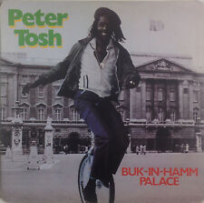 "12"" Maxi - Peter Tosh - Buk-In-Hamm Palace - k2983 - washed & cleaned"