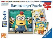 Puzzle bambino 3 x 49 Pezzi - Minion: Ich incorreggibili di Ravensburger