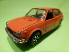 MEBETOYS A57 ALFA ROMEO ALFASUD  - ORANGE 1:43 - GOOD CONDITION