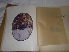 LIVRE ANCIEN RARE CONTES ANDERSEN 1930 M BERTY TYPOGRAPHIE FIRMIN DIDOT et Cie