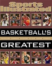 SPORTS ILLUSTRATED BASKETBALL'S GREATEST - BILL SYKEN (HARDCOVER) NEW