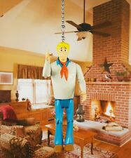 Scooby Doo Fred Jones Ceiling Fan Pull Light Lamp Chain Decor K1136 B