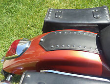 NEW Honda VTX 1300 Rear Fender Bib fits C S T R Retro NO STUDS (PLAIN)
