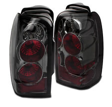 1996-2002 TOYOTA 4RUNNER TAIL BRAKE LIGHT LAMP KIT SMOKE SET 1998 1999 2000 2001